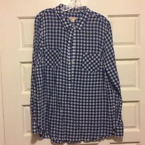 Merona Popover Shirt